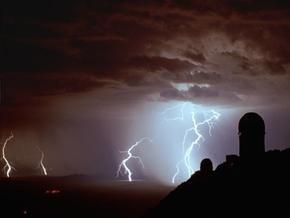 В Бразилии резко выросло количество смертей от удара молнии