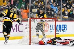 НХЛ: Питтсбург в овертайме обыграл Калгари, Даллас проиграл Оттаве