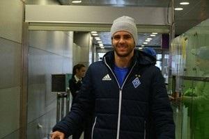 Динамо отправилось в Рим с Хлебасом, но без Мбокани