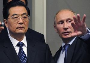 Путин нашел в Пекине поддержку в споре с Западом о Сирии