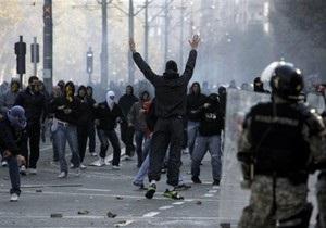 Протесты против гей-парадов в столице Сербии: не менее 44 человек пострадали