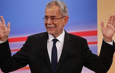 Україну відвідає президент Австрії