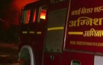 В Индии на химзаводе произошел пожар, есть жертвы