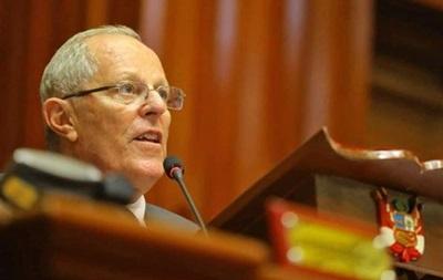 Президенту Перу грозят импичментом