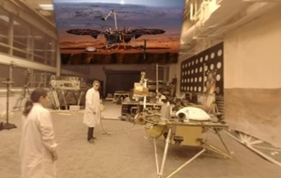 В NASA протестировали робота, который отправится на Марс