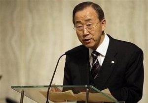 Генсек ООН верит в объединение Кипра