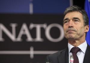 Генсек НАТО исключил возможность военной интервенции в Сирии