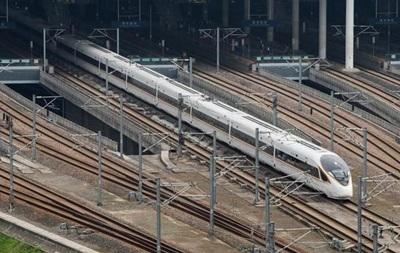 В Китае тестируют новый сверхдлинный поезд