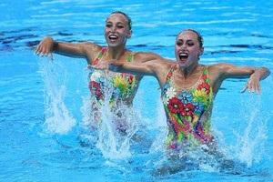Українські синхроністки завоювали сім медалей на етапі Світової серії