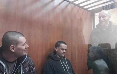 Харківські партизани  отримали тюремні терміни