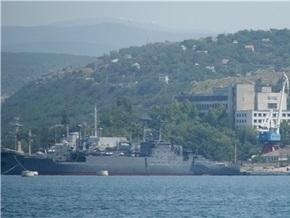 Россия опровергает обвинения Украины в загрязнении акватории Севастопольской бухты