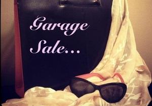 Garage Sale: в Киеве пройдет благотворительная распродажа одежды, обуви и аксессуаров