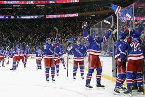 НХЛ: Торонто обыграл Даллас, Рейнджерс победили Питтсбург