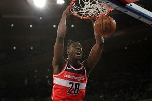 НБА: Бостон уступил Вашингтону во 2-м овертайме, Голден Стэйт обыграл Лейкерс