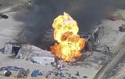 На хімзаводі у США стався вибух