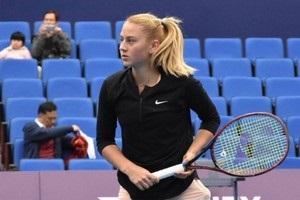 Костюк обіграла другу сіяну і вийшла у півфінал турніру в Шеньчжені