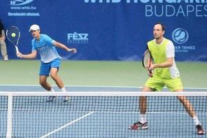 Молчанов вийшов у парний фінал турніру в Шеньчжені
