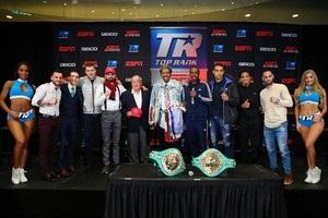 WBA зробить п ять особливих чемпіонських поясів до майбутніх боїв