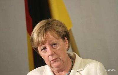 Меркель исключила бойкот чемпионата мира по футболу в РФ