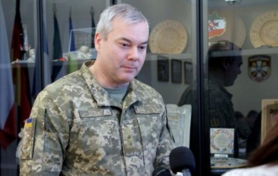 Порошенко призначив командувача Об єднаних сил