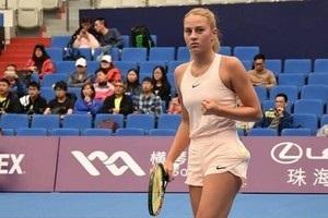 Марта Костюк не зуміла вийти до другого фіналу поспіль