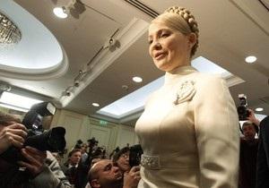 Эксперты считают удачным результат Тимошенко во втором туре