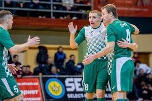 Футзал: Енергія вп яте в історії виграла Кубок України