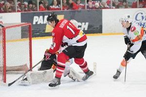 Донбас виграв перший матч фінальної серії УХЛ