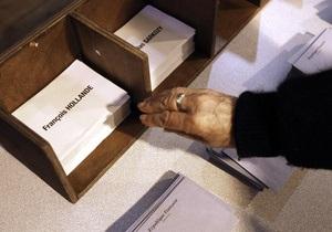 Наблюдатели отмечают высокую явку избирателей во втором туре президентских выборов во Франции