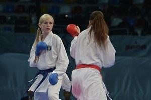 Збірна України з карате завоювала три медалі на турнірі в Роттердамі