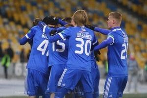 Динамо Київ - Ворскла 4:0 відео голів та огляд матчу