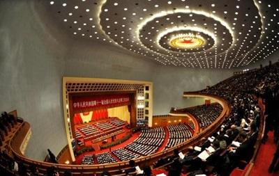 У Китаї затвердили новий уряд