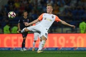 Шевченко довызвал в сборную Украины Петряка
