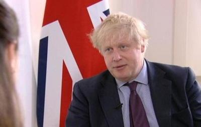 Джонсон: У Британии нет ссоры с Россией