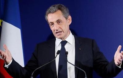 У Франції затримали Саркозі