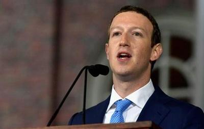 Цукерберга вызвали для показаний в парламент Британии