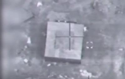 З явилося відео атаки на ядерний реактор у Сирії