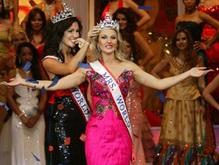 Украинка победила на конкурсе Миссис Мира-2008