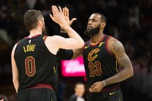 НБА Клівленд здобув перемогу над Торонто, Сан-Антоніо обіграв Вашингтон