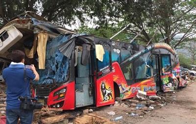 В Таиланде при ДТП погибли 19 человек, еще 35 ранены