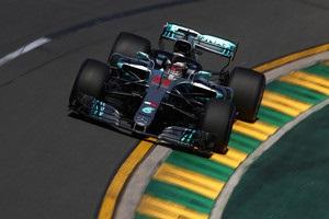 Формула-1: Хемілтон став першим на другій практиці