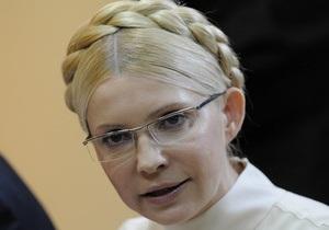 Суд приобщил к материалам дела записи Тимошенко в Twitter