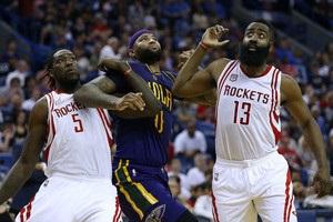 НБА: Г юстон обіграв Новий Орлеан, Фінікс поступився Орландо
