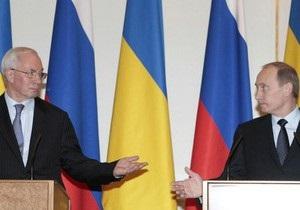 Завтра Азаров поедет к Путину