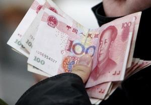 МИД: Украина планирует до 2015 года удвоить товарооборот с Китаем