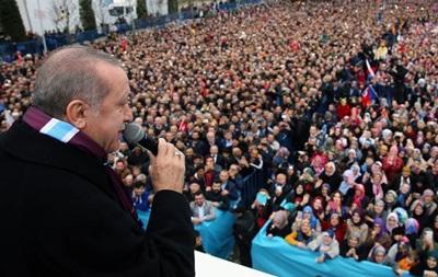 Эрдоган назвал новую цель военной операции в Сирии