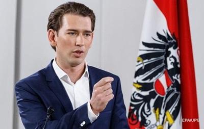 Канцлер Австрії не бачить місця для Туреччини в ЄС