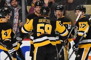 НХЛ: Пітсбург переміг Філадельфію, Вінніпег обіграв Нешвілл