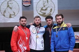 Українські борці завоювали сім медалей на престижному турнірі в Болгарії