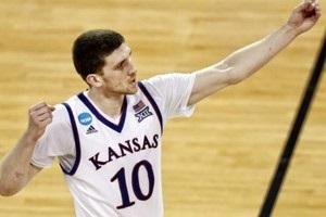 Михайлюк встановив баскетбольний рекорд Канзаса